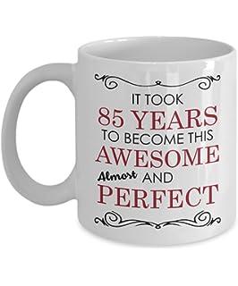85th Birthday Gift Mug