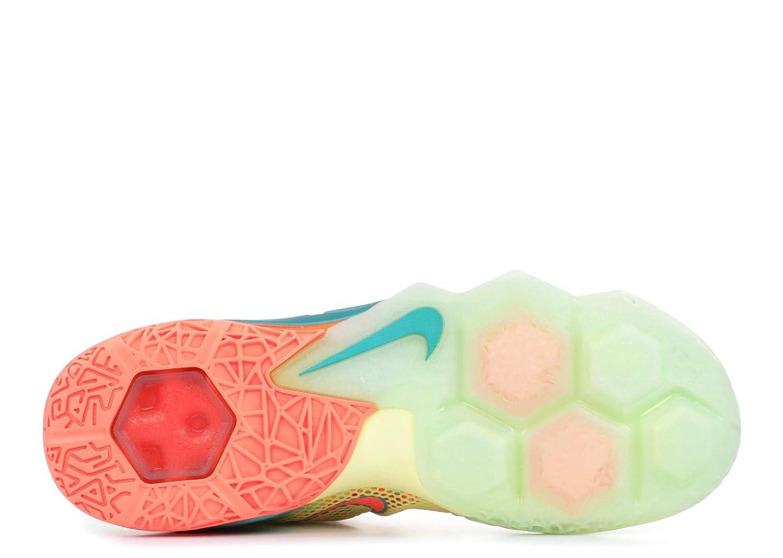 on sale d0116 13094 Nike Lebron 12 Low PRM Lebronald Palmer - 776652 383  Amazon.in  Shoes    Handbags