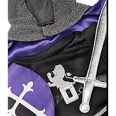 Medieval Knight Costume Fits Most 14