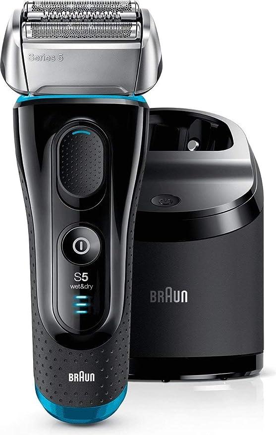 Braun Series 5 5190cc + CCR2 - Afeitadora (Máquina de afeitar de ...