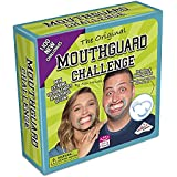 Identity Games Mouthguard Challenge Extreme Edition - Family Party Game with 1,100 Challenges and 6 Soft Mouthguards