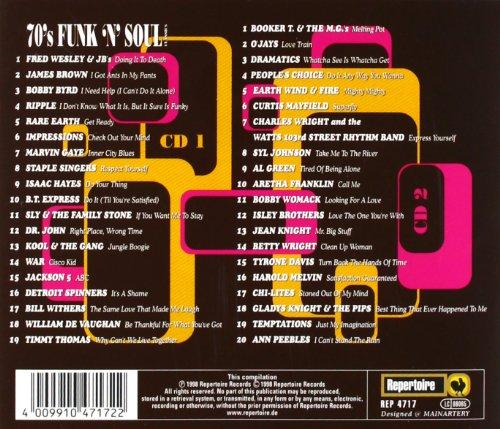 70's Funk & Soul Classics / Various