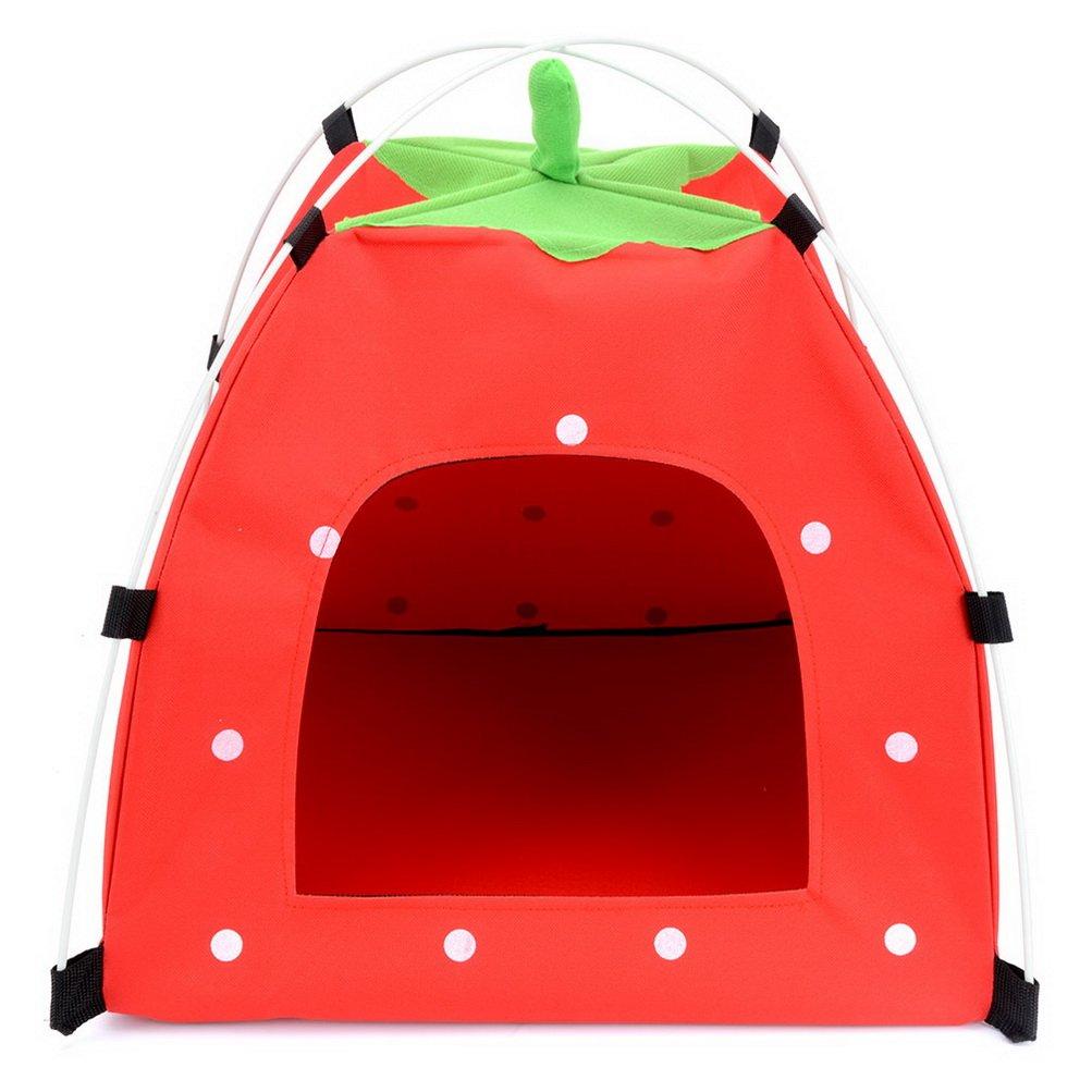 ... cachorro, plegable, portátil, resistente al viento, resistente al viento, para casa, playa, camping, picnic, viajes: Amazon.es: Productos para mascotas