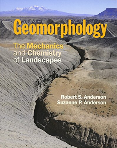 Geomorphology:Mechanics+Chem.Of Land.
