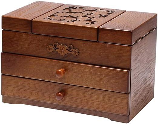 Caja para Joyas, para Pendientes, Pulseras, Anillo Caja de ...