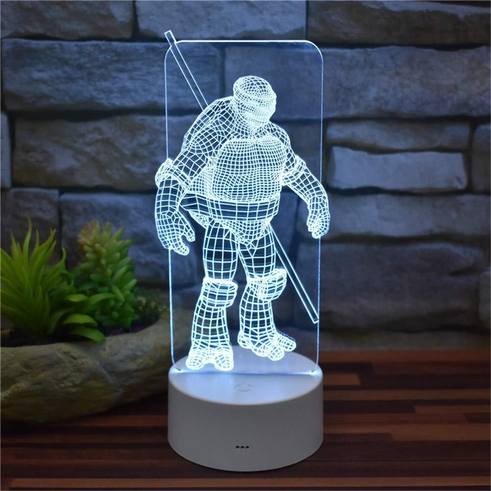 Amazon.com: Novelty Lamp, Teenage Mutant Ninja Turtle ...