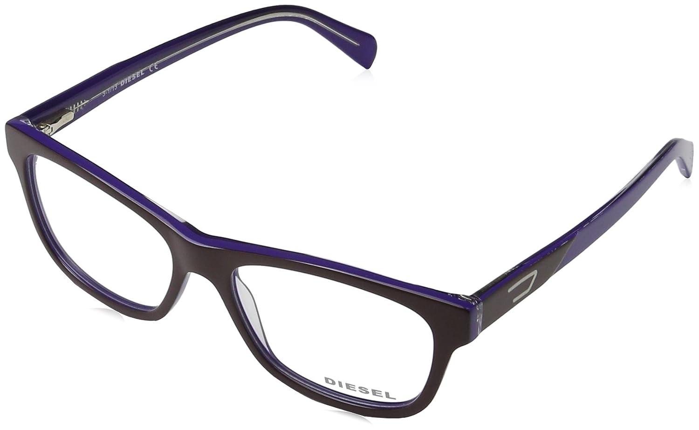 Diesel Damen Sonnenbrille DL5040, Violett (Violett 083), Medium