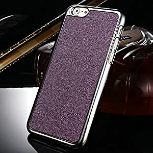 10 Pcs/lot Crystle Bling Bling Case for iPhone 6 4.7 Inch Plastic Hard Cover 10 Colors Ultrathin Brand New Phone Bag Wholesale --- Color:Army Green