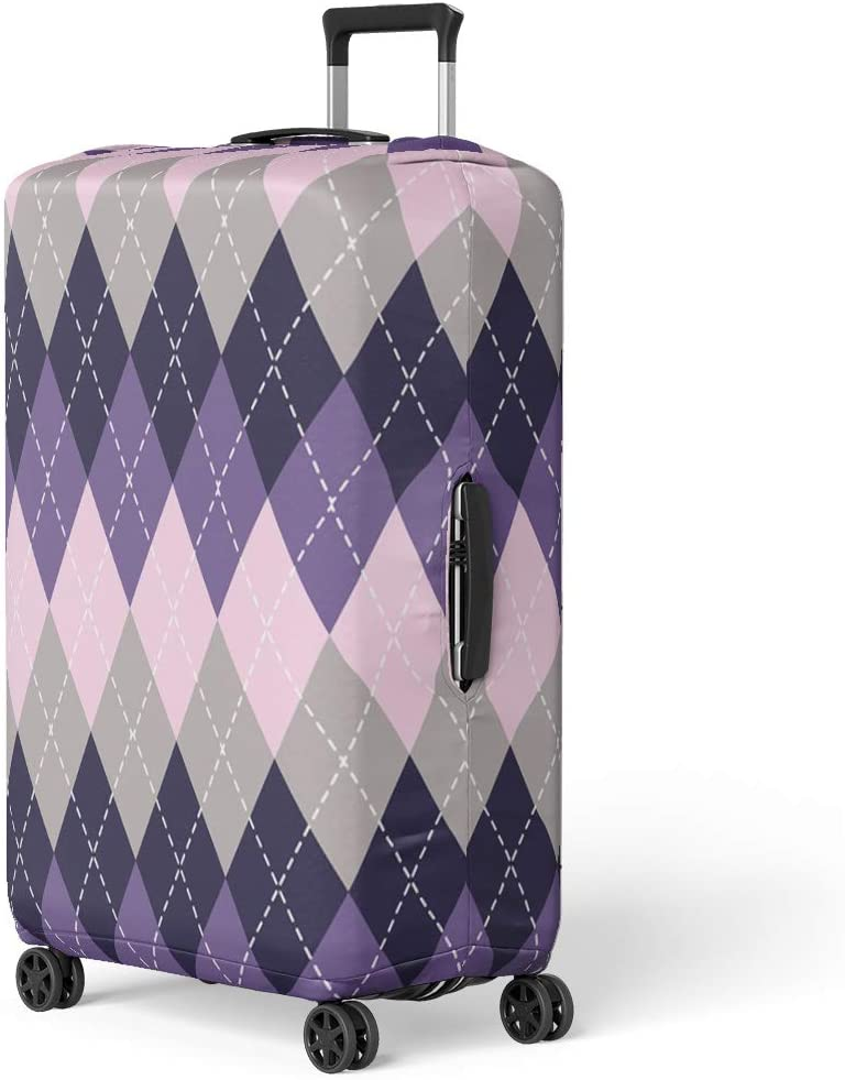 Pinbeam Luggage Cover Latin American Holiday the June Party of Brazil Travel Suitcase Cover Protector Baggage Case Fits 18-22 inches