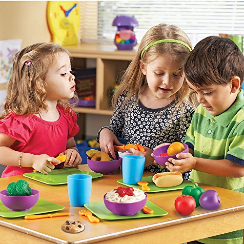 Learning Resources New Sprouts Classroom Kitchen Set Photo #8