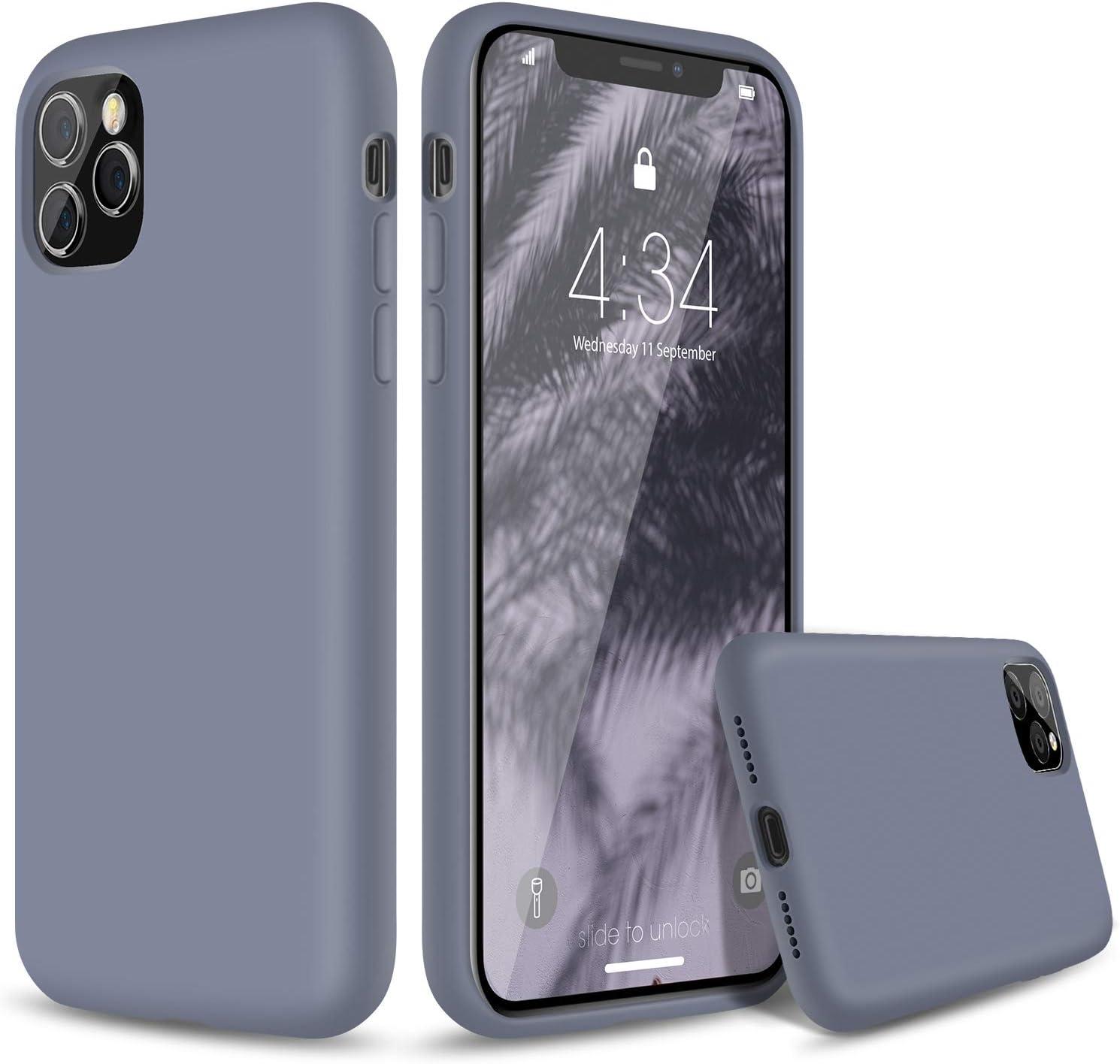Abitku Iphone 11 Pro Max Hülle Silikon Case Elektronik