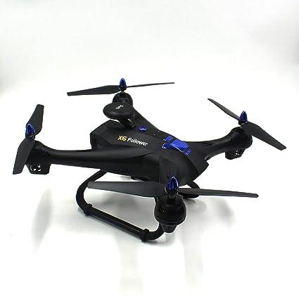 Ballylelly Drone X183 2.4G RC Drone Modo sin Cabeza Altitud ...