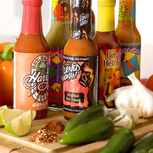 Hot Sauce of the Month Club - 3 Months of Gourmet Hot Sauces