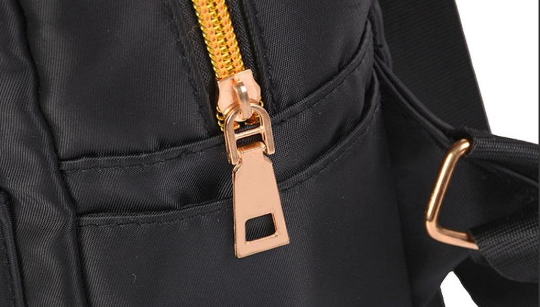 83b6875e4caf Amazon.com : Staron Fashion Simple Backpack Boy Girls Casual ...