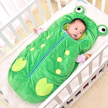 GeGien - Saco de Dormir para bebé, diseño de Animales, para Todas Las Estaciones