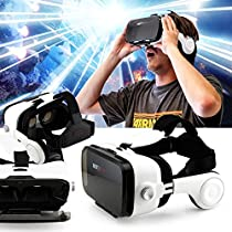 New Virtual Reality 3D Glasses VR Z4 VR Headset Headphones