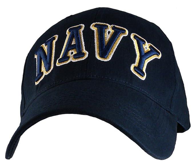 21d3abe67a6 Amazon.com  U.S. Navy Baseball cap