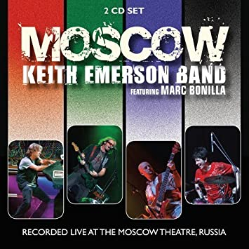 Moscow by Varese Sarabande : Keith Emerson Band Featuring ...