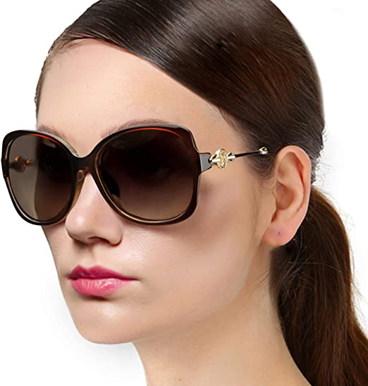 Women Fashion Style Outdoor Eyewear Driving 100/% UV Eyewear Sunglasses