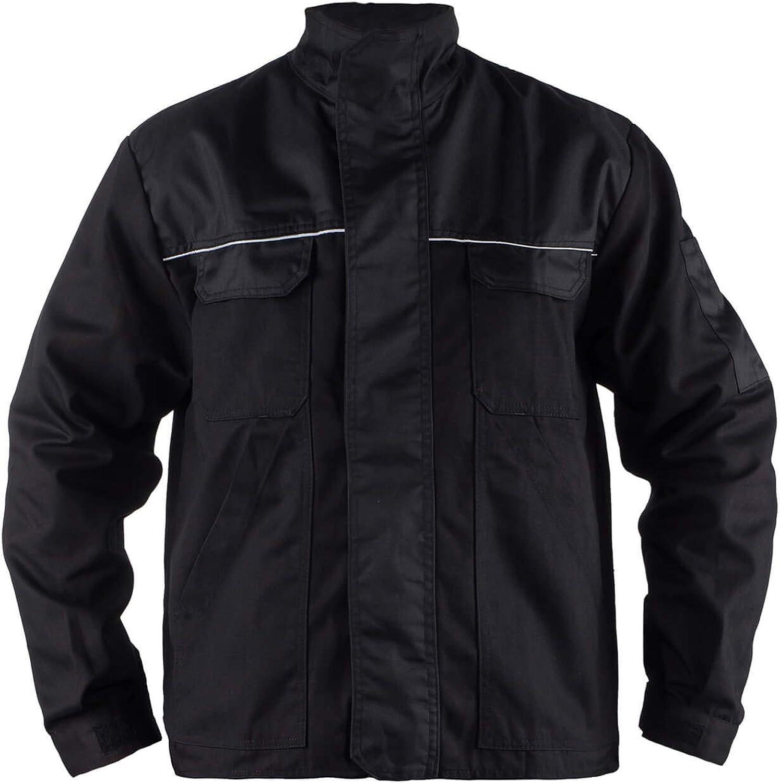 viele Farben TMG/® Herren Arbeitsjacke Bundjacke leichte Jacke f/ür die Arbeit