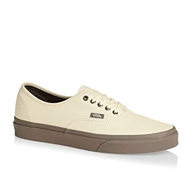 Amazon.com  Vans Skate Shoes - Vans Authentic Shoes - Cream...  Shoes 4199351659