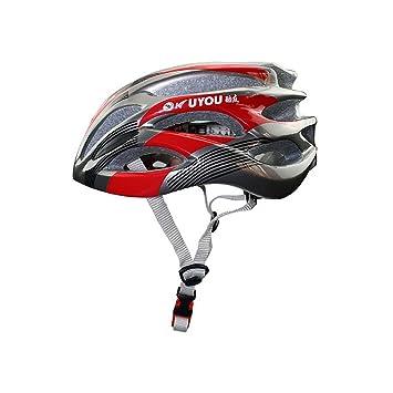 210g Ultra ligero casco de bicicleta cascos de bicicleta, casco de equitación de bicicleta que