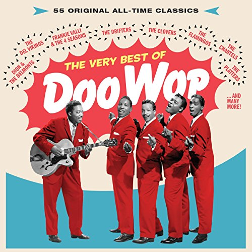 Very Best Of Doo Wop: 55 All-Time Classics / Various (Best Rock Cds Of All Time)