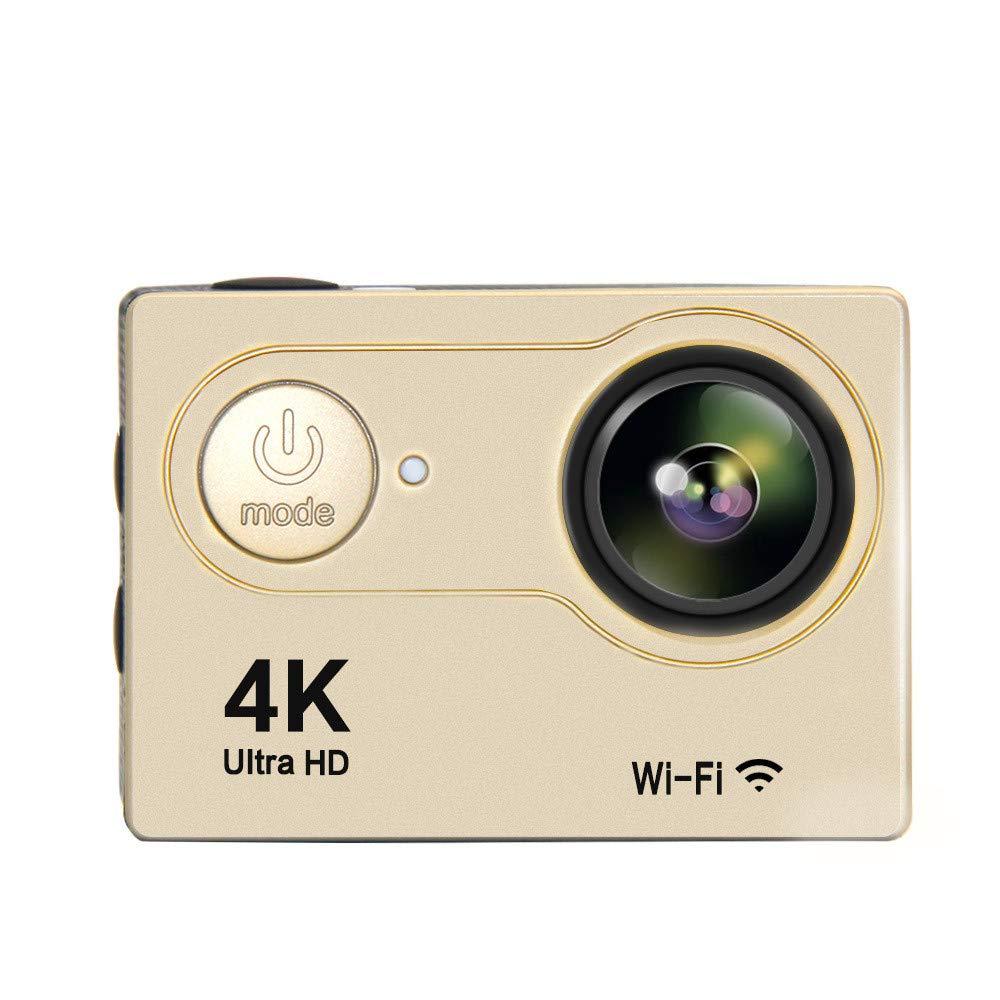 Ergou Action Kamera Digital Bewegung Kamera 4 Karat HD Unterwassersport DV Digitalkamera Mini Reise Luftfahrt Reiten Außenkamera