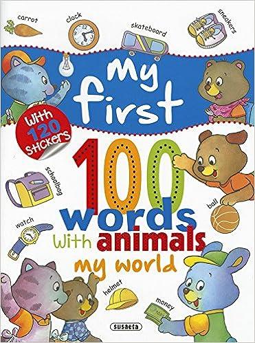 Mejortorrent Descargar My World. With 120 Stickers, My First 100 Words With Animals PDF Gratis En Español