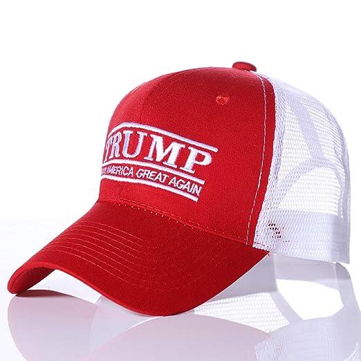 Trump Sombrero Estados Unidos Presidente Elección Gorra de Beisbol ...