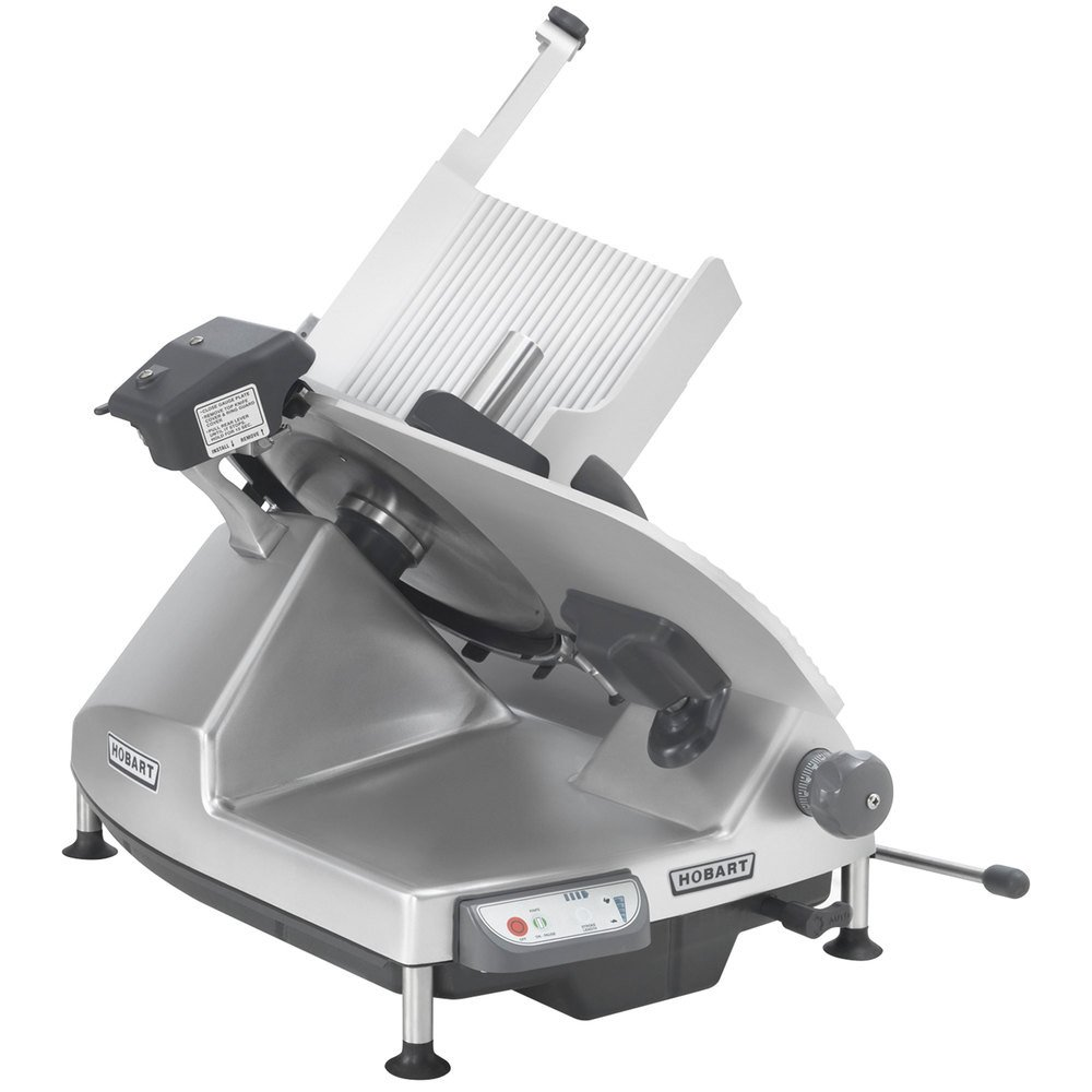 Hobart HS9-1 Heavy Duty Electric Automatic Meat Slicer w/ Removable Knife