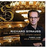 Music : Strauss: Eine Alpensinfonie (An Alpine Symphony) / Vier Letzte Lieder (Four Last Songs) ~ Luisi / Harteros