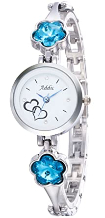 c2bb865dc52 Image Unavailable. Image not available for. Colour  Addic Analog White Dial  Women s Watch ...