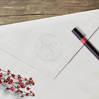 product image for Three Designing Women Custom Address Embosser - The World's Only Designer Embosser Brand (Graham)