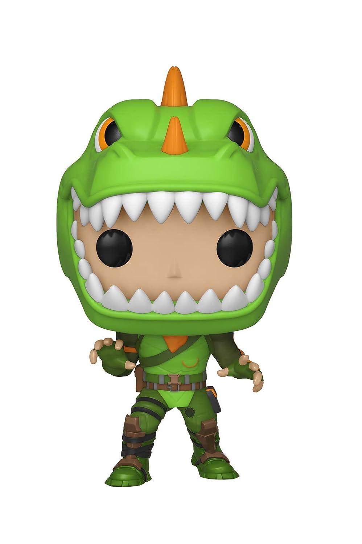 Funko Pop Fortnite Dinosaurio verde