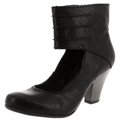 expédition de baisse détails pour fournir beaucoup de Bottines ouvertes Iro Iko Caudray, chaussure femme: Amazon ...