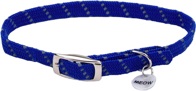 8. Coastal Pet Products ElastaCat Pet Collar