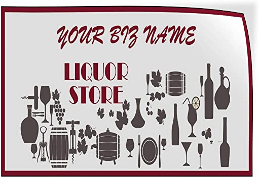 Custom Door Decals Vinyl Stickers Multiple Sizes Were Moving New Location Address Business Weve Move Outdoor Luggage /& Bumper Stickers for Cars Brown 34X22Inches Set of 10