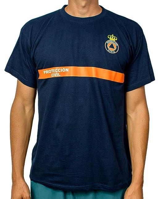 d83b27934c Alpimara Camiseta Protección Civil  Amazon.es  Ropa y accesorios