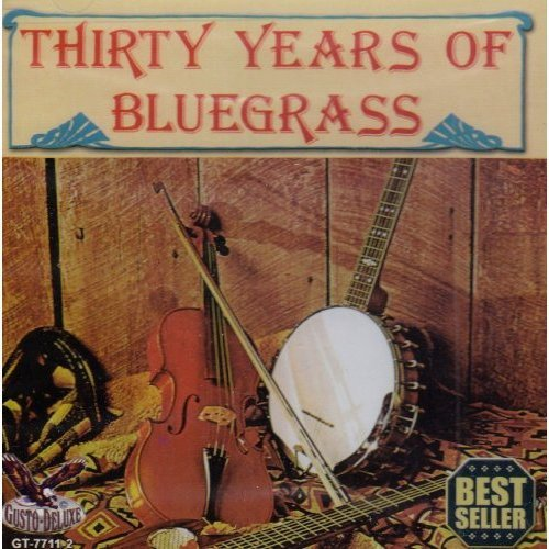 CD : VARIOUS ARTISTS - 30 Years Of Bluegrass (CD)
