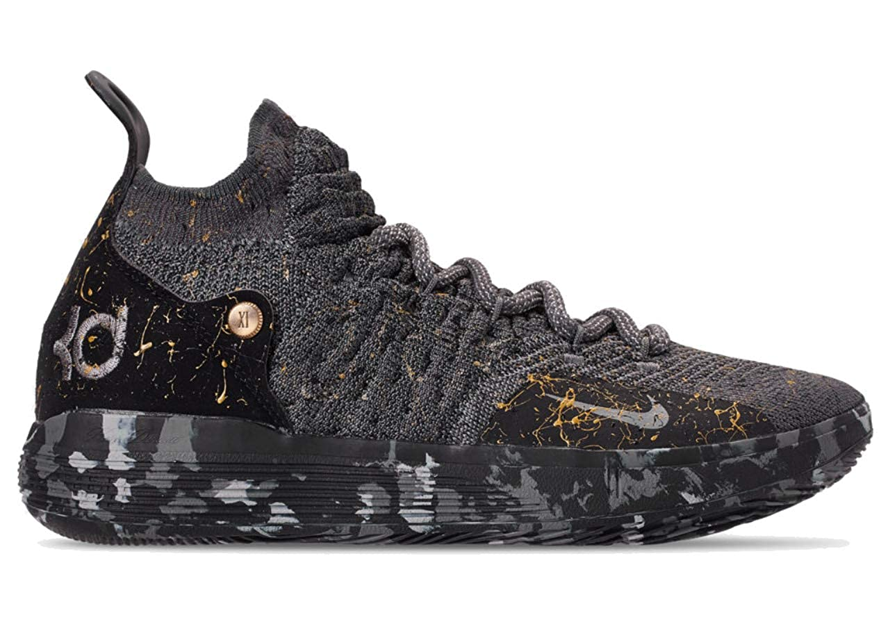 MultiCouleure (Multi Couleur Metallic or 901) 42 EU Nike Zoom Kd11, Chaussures de Basketball Homme