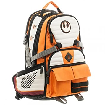 Review Star Wars Rebel Squadron Pilot Suit Up Laptop Backpack Bag