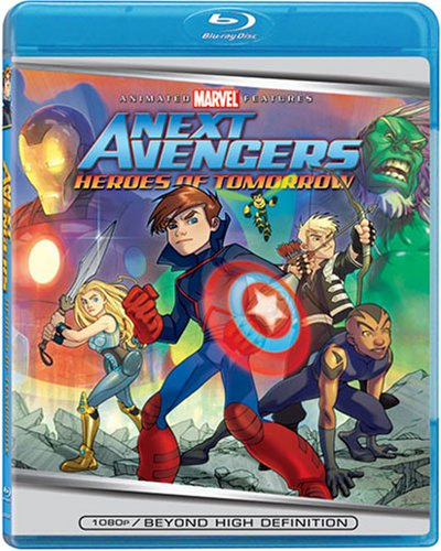 Next Avengers: Heroes of Tomorrow [Blu-ray]