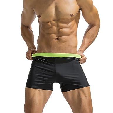Shorts Badehose Unterwäsche Strand Boxer Badebekleidung Unterhosen Sommer
