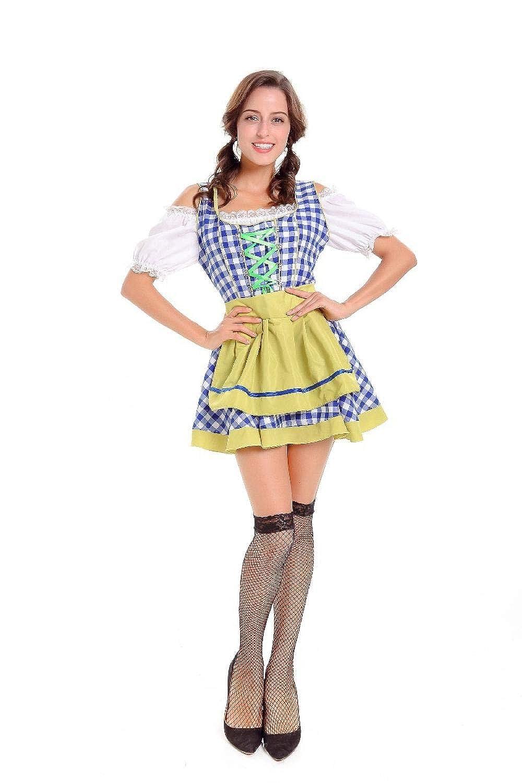 Mujeres Alemania Festival de Carnaval de Cerveza Octubre Dirndl ...