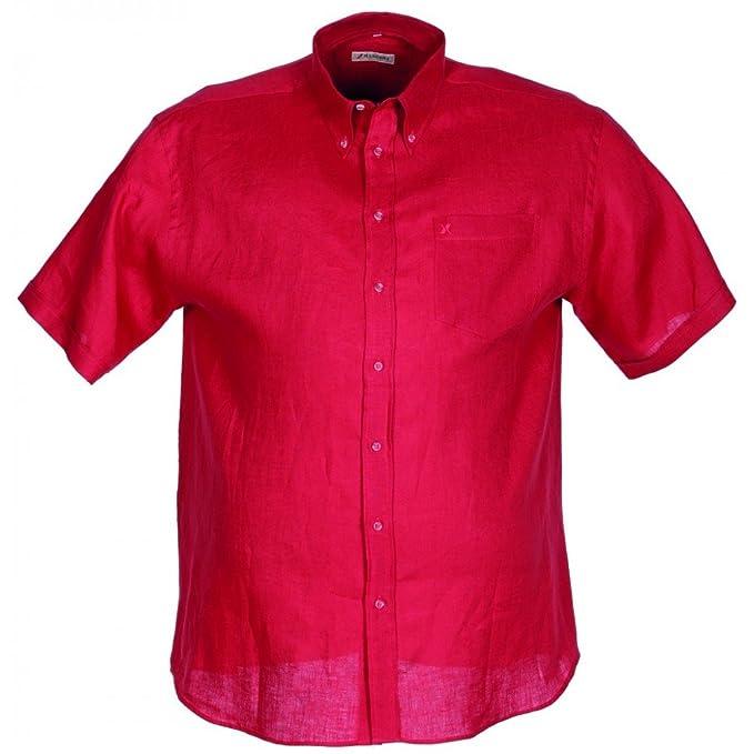817d8e01968 Maxfort Camicia Ice Taglie Forti Uomo: Amazon.it: Abbigliamento