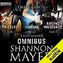 A Rylee Adamson Omnibus: Books 1-3 Hörbuch von Shannon Mayer Gesprochen von: Emma Galvin