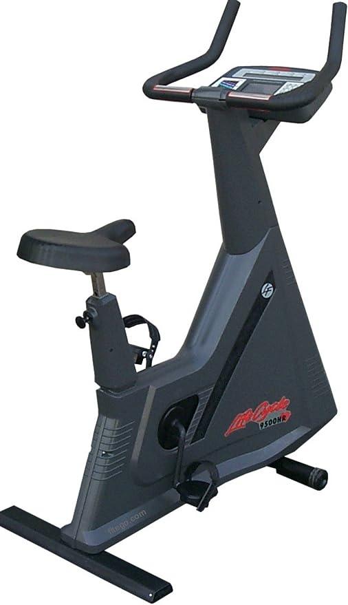 Life Fitness 9500hr (próxima generación) vertical Bike ...