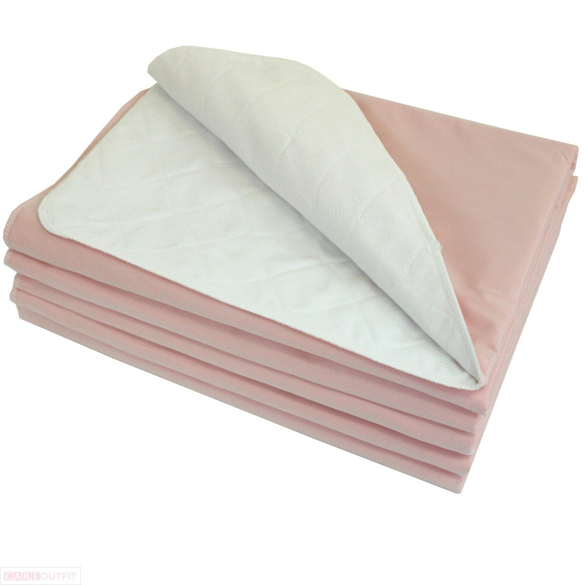 10 CT Heavy Absorbency 32''x36'' Adult Bed Chair Under Pad Underpad Cotton Top Sheet Washable Reusable