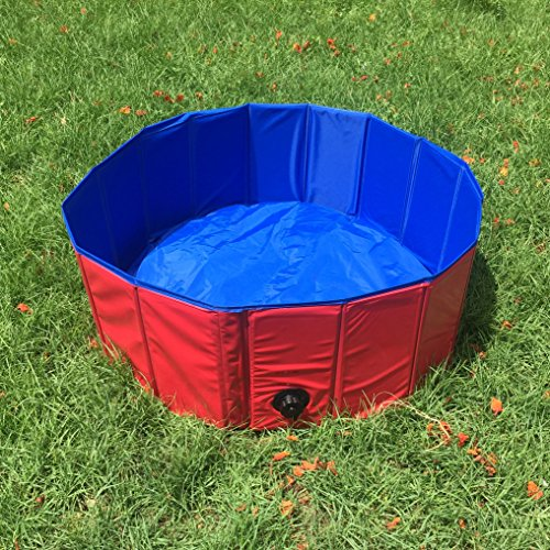 FurryFriends-Foldable-Dog-Pool-Folding-DogCat-Bath-Tub-Collapsible-Pet-Spa-Whelping-Box